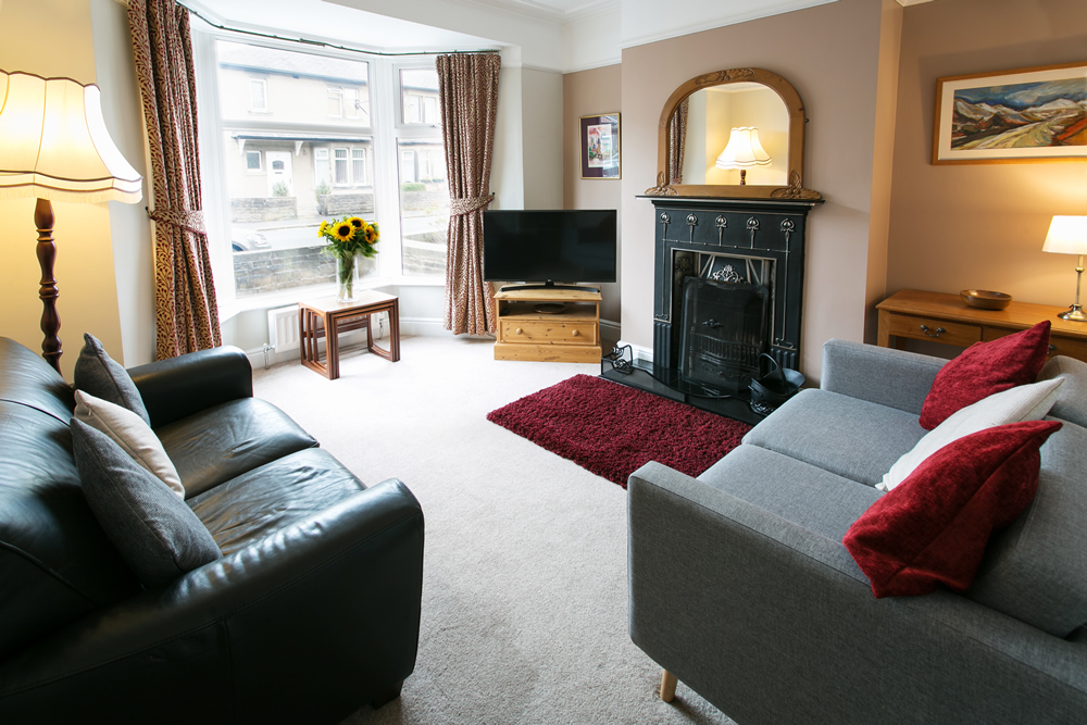 Holiday Cottage Skipton Living Room