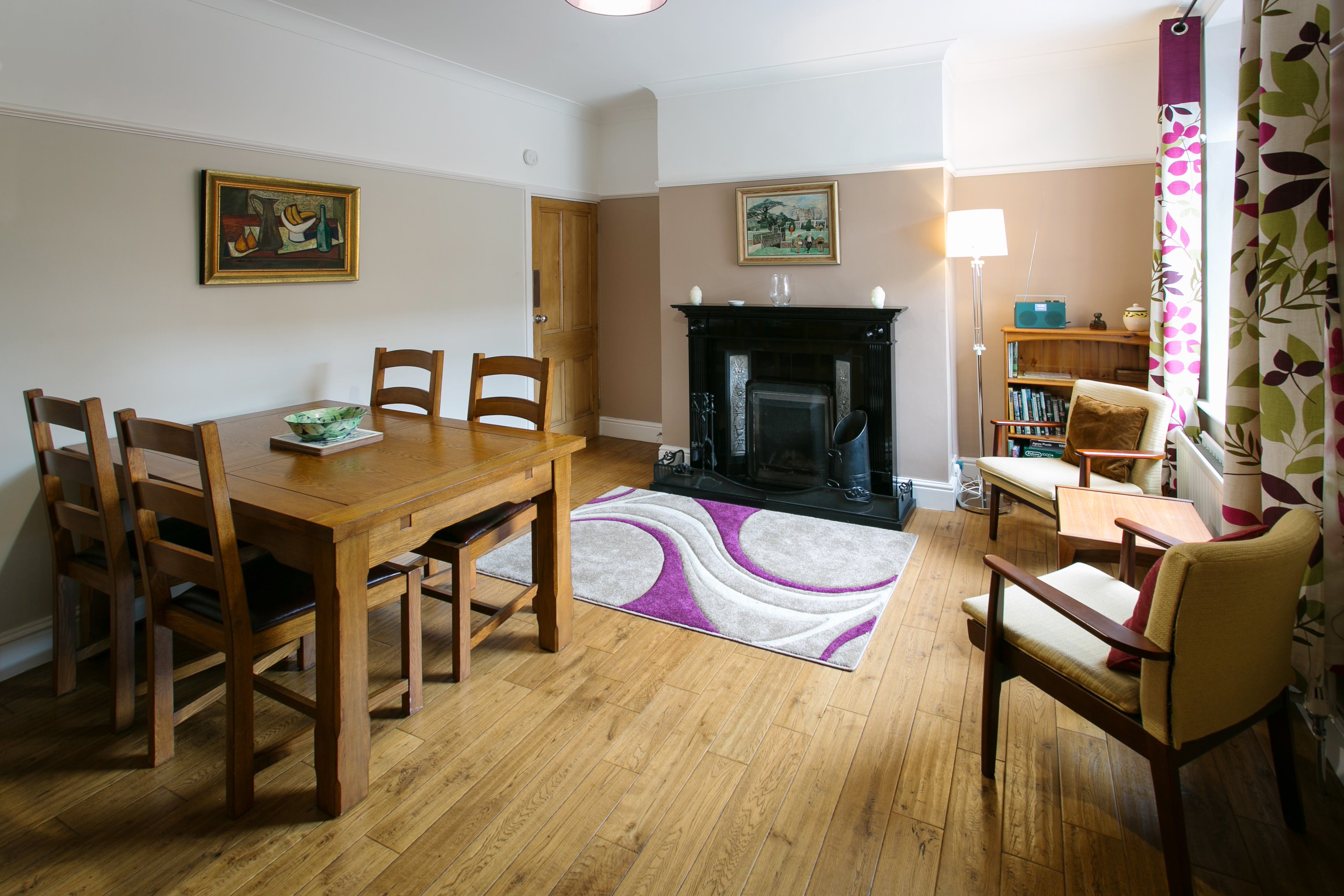 Holiday Cottage SkiptonDining Room