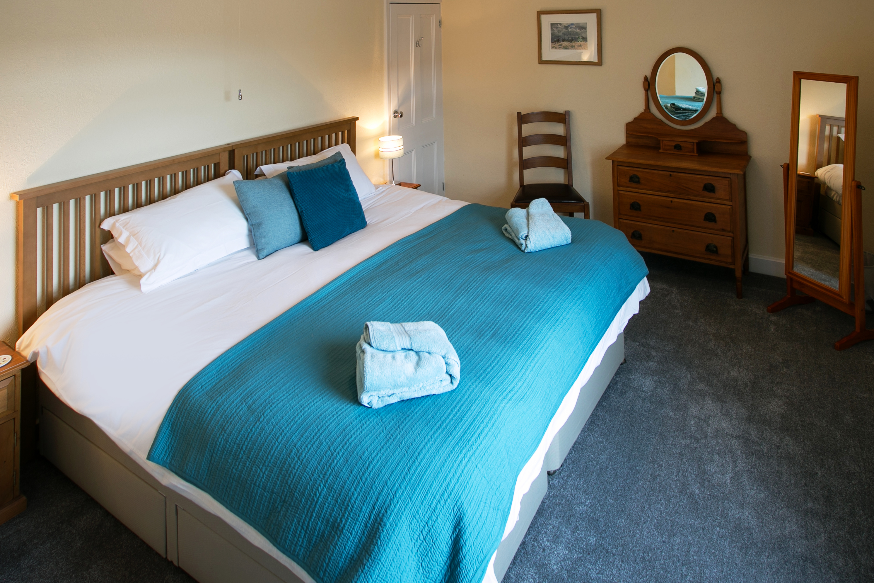 Holiday Cottage SkiptonMaster Bedroom